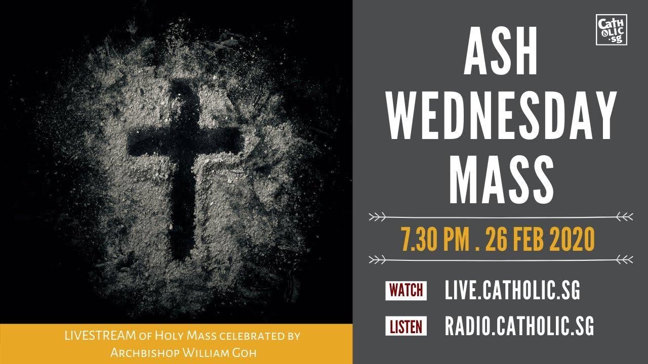 ash weds mass live singapore