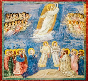 The joy of the Ascension