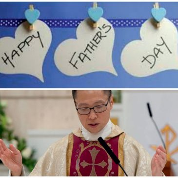 Father Luke Fong and God's outpouring of amazing grace