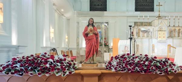 Little flowers for Christ bloom in SHC