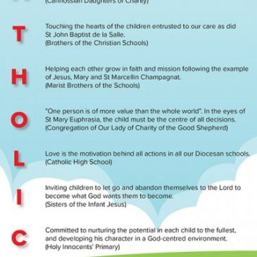 Why register your child in a Catholic school?